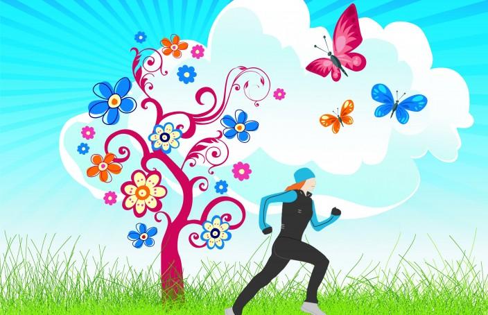 5 Consigli per Correre in Primavera