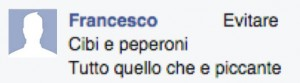 Commento Francesco