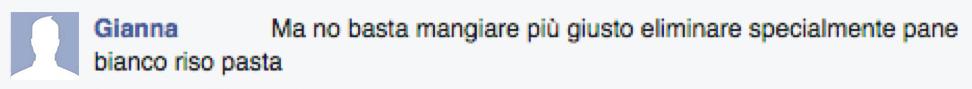 Commento Gianna