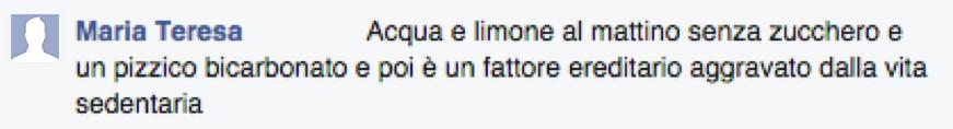 Commento Maria Teresa
