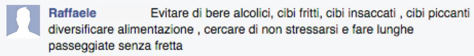 Commento Raffaele